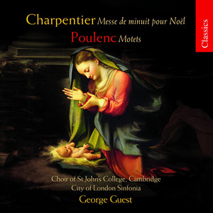 Messe de minuit pour Noel, H. 9: Kyrie cover art