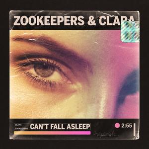 Zookeepers & Clara - Can't Fall Asleep