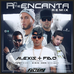 A Ti Te Encanta (Remix) [feat. Tony Dize, Wisin & Don Miguelo]