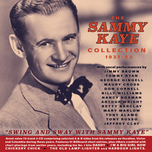 The Sammy Kaye Collection 1937-53 album