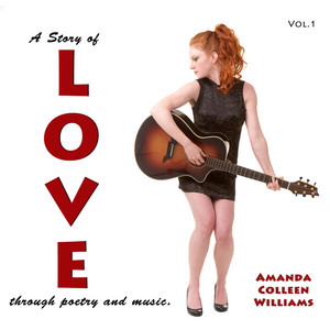 A Story of Love Through Poetry and Music album