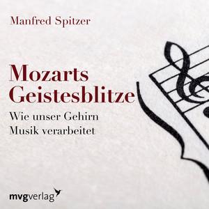 Mozarts Geistesblitze (Wie unser Gehirn Musik verarbeitet) Audiobook