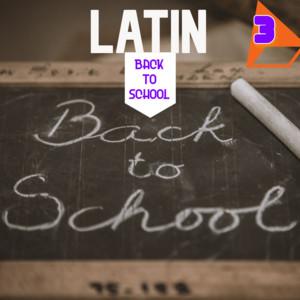 Latin Back To School Vol. 3