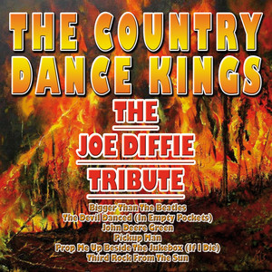 The Joe Diffie Tribute album