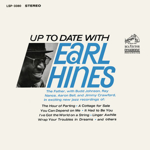 Up to Date with Earl Hines album