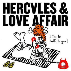 Hercules and Love Affair - I try to talk to you (ft. John Grant) (Morgan Geist Remix)