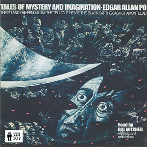 Tales of Mystery and Imagination with Music and Sound Effects