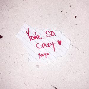 You're. So. Crazy