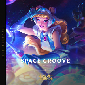 Space Groove - 2021