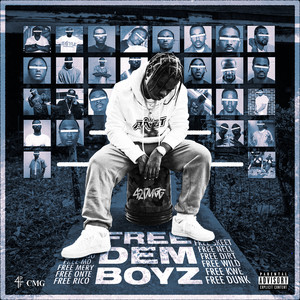 4 Da Gang cover art