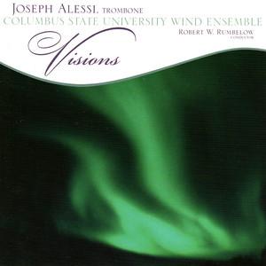 Colors: I. Yellow by Bert Appermont, Columbus State University Wind Ensemble, Joseph Alessi, Robert W. Rumbelow