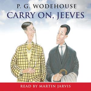 Carry On, Jeeves (Unabridged) Audiobook