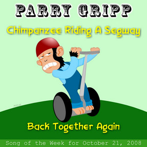 Chimpanzee Riding A Segway: Parry Gripp Song of the Week for October 21, 2008
