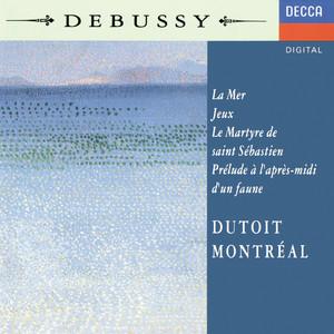 Prélude à l'après-midi d'un faune, L.86 by Claude Debussy, Timothy Hutchins, Orchestre Symphonique de Montréal, Charles Dutoit