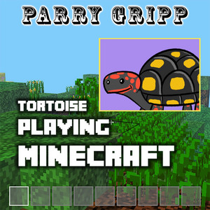 Tortoise Playing Minecraft