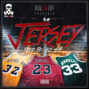 Jersey (feat. Darell)