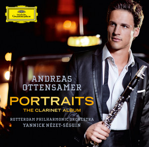 Clarinet Concerto: 1. Slowly And Expressively cover art