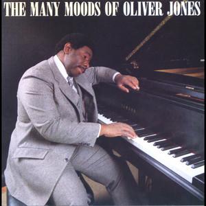 The Many Moods Of Oliver Jones (Live) album