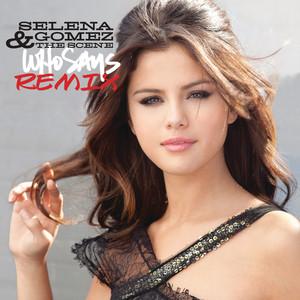 Who Says (Remix)