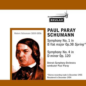Symphony No. 1 in B Flat Major, Op. 38,