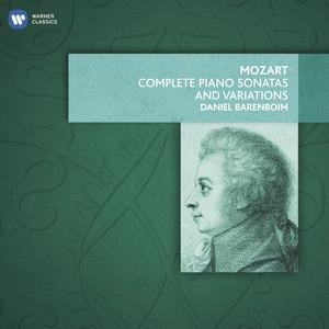 Mozart: Piano Sonata No. 18 in D Major, K. 576: II. Adagio by Wolfgang Amadeus Mozart, Daniel Barenboim
