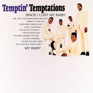 The Temptations – My Baby (Studio Acapella)