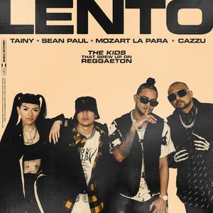 LENTO (with Sean Paul & Mozart La Para feat. Cazzu)
