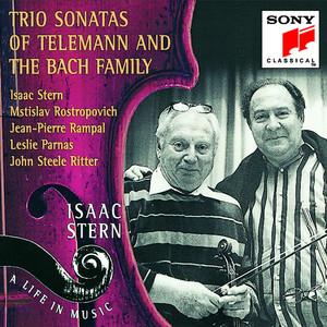 Quartet in E Minor, TWV 43:E2: II. Allegro by Georg Philipp Telemann, Isaac Stern