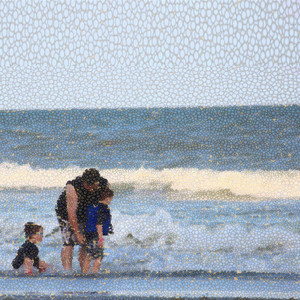 Rolling Ocean Waves cover art