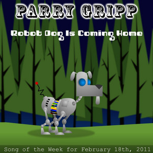 Robot Dog Is Coming Home