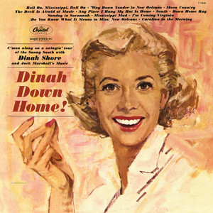 Dinah Down Home! (Remastered) album