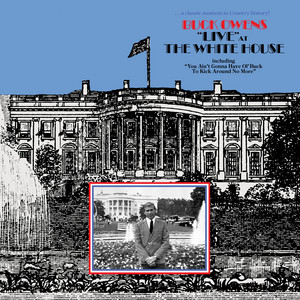 """""""Live"""" At the White House (...And in Space) album"""