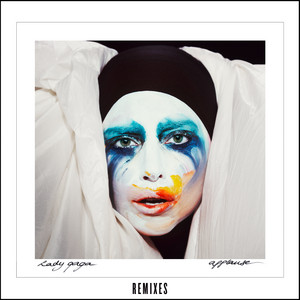 Applause (Remixes) cover art