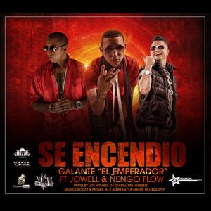 Se Encendio (feat. Jowell & Ñengo Flow)