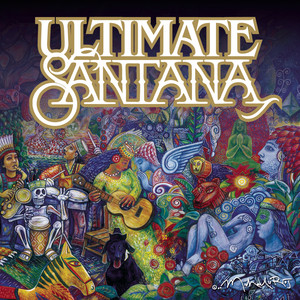 Ultimate Santana album