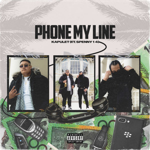 Phone My Line cover art