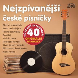 Nejzpívanější české písničky - Pavel Dydovič