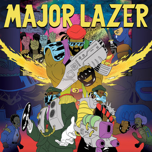 Major Lazer – Get Free (Studio Acapella)