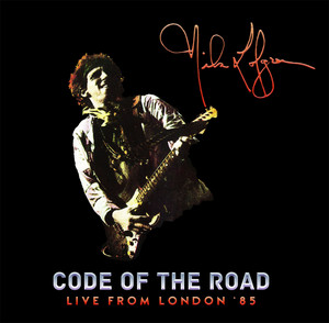 Code Of The Road Live From London '85 album