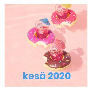kesä 2020 - Kesähitit 2020 - Kesälista 2020