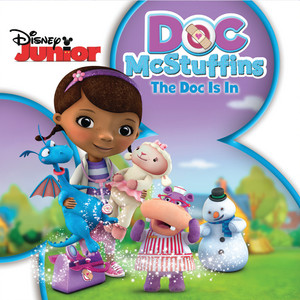 Doc McStuffins: The Doc Is In album