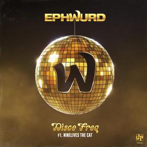 Disco Freq cover art