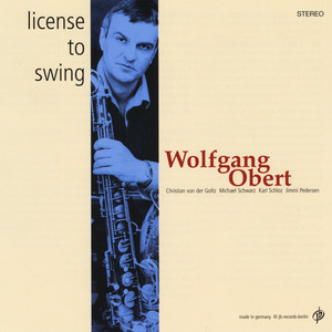 License To Swing album