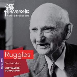Ruggles: Sun-treader (Recorded 1994)