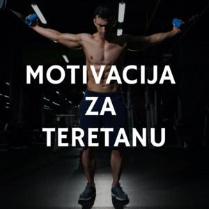 Motivacija Za Teretanu
