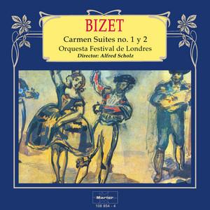 Carmen Suite No. 2, Act III: Marcha de los contrabandistas cover art