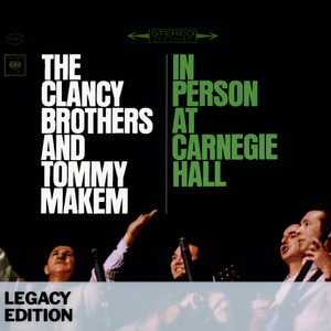 In Person at Carnegie Hall - The Complete 1963 Concert (with Tommy Makem) album