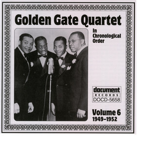 Golden Gate Quartet Vol. 6 (1949-1952) album