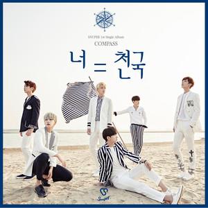 1st Single Album 'COMPASS'