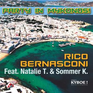 Party in Mykonos - Gloster & Lira Radio Edit cover art